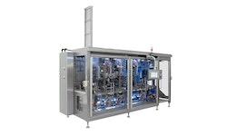 Füll- und Verschließmaschine OPTIMA CFL-10