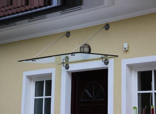 Glasvordächer Systeme