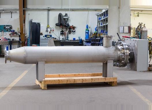 Elektrischer Lufterhitzer Industrieausführung