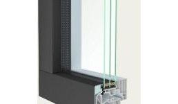 Kunststoff-Fenster 88+ Integral