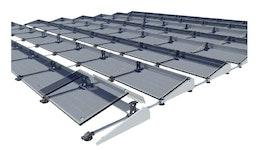 AeroFlex Fusion - Solarunterkonstruktion