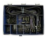 Kleine Reparaturbox Waschwasserleitung