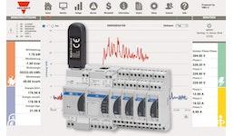 VMUC-EM Datenloggersystem als WEB-Server