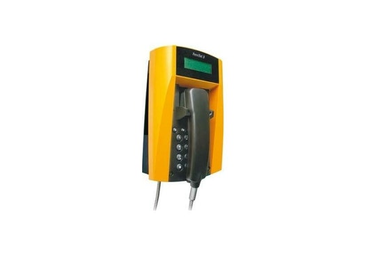 FHF Funke+Huster Telefon m.Display FernTel 3 #11233021