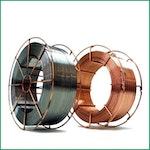 Fülldraht für korrosions- und abrasionsbeständige Auftragungen