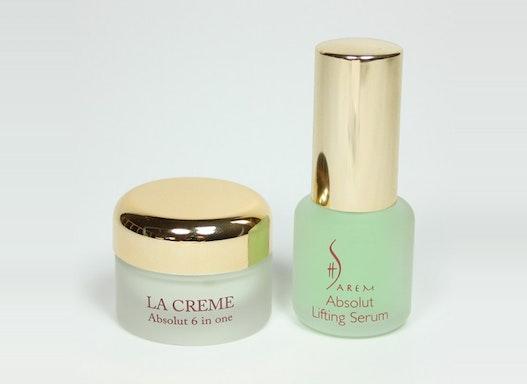 La Creme Absolut 6 in one: Set klein