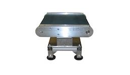 LQ100 Kontroll-Zählwaage L=350mm B=350mm H=200mm mit Förderband (+/-0,2g)