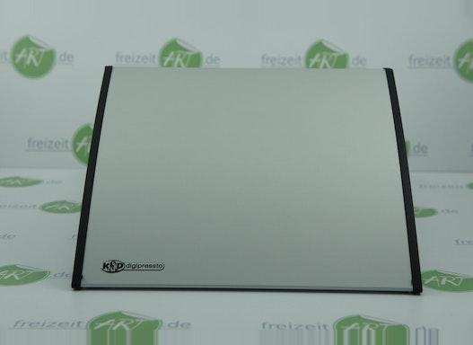 Elegantes Klemmprofil für Druckplatten, die auffallen | Paneelhalter 235mm breit