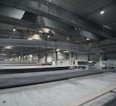 Stahlhandel für Grobbleche