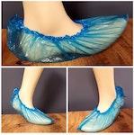Shoecover Plastik