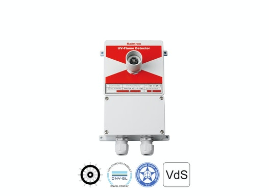 UV-Flammenmelder 800/24 VST-K