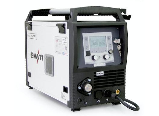 MIG/MAG Schweißgerät Inverter kompakt Phoenix 355 impuls EWM