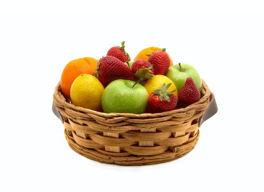 Obstkorb GROUP - 3 Kg Obst der Saison - für 4-5 Mitarbeiter