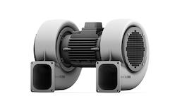 ND Radial-Niederdruckventilator (2D 064)