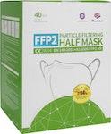 FFP2 NR-Maske Shengquan CE-zertifiziert 20 x 2 Stück