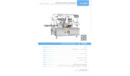 automatische Beutelpackmaschine YL-8SW