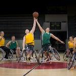 Sport-Rollstühle