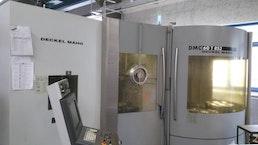 Deckel Maho DMC 60T RS3 CNC