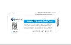 Clungen Corona Antigen Schnelltest Laientest vorderer Nasenabstrich | VPE 5 Stück