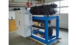HKT Flüssigkeitskühlsätze und Wärmepumpen mit natürlichen Kältemitteln