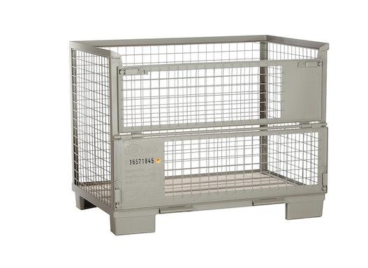 Euro-Gitterboxen