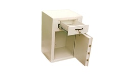 Deposit-Safe mit Schublade DT 6 von ERZTECH Tresoranlagen