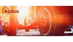 Radius - Die Software für den Reifenfachhandel und KfZ-Werkstätten / Reifenhandel