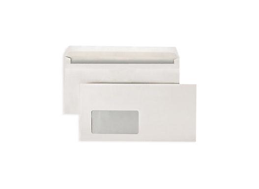 Recycling-Briefumschläge 220 x 110 mm