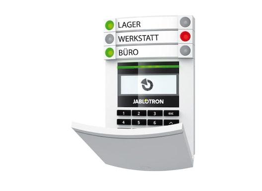 Alarmsystem Jablotron 100