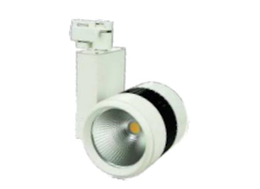 3 Phasen Strahler LED 1 Lichtpunkt