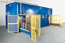 CeBeCo® DUWAMAT, Reinigungsanlage, Durchlaufreinigungsanlagen, Reinigungsanlage für Maschinenteile