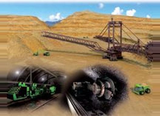 Kabel / Leitungen für den Bergbau