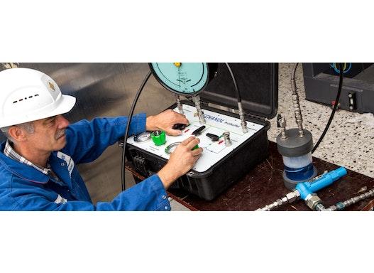 Wartung und Instandsetzung von Leitungsnetzen