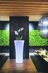 Pflanzkübel - LED beleuchteter Pflanzkübel Recife in italienischem Design