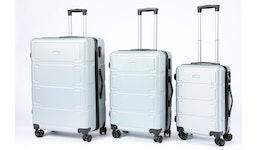 Reisekoffer 3 Stück(M/L/XL) Set Handgepäck Koffer mit TSA-Schloss
