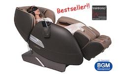 Premium Massagesessel AlphaSonic II