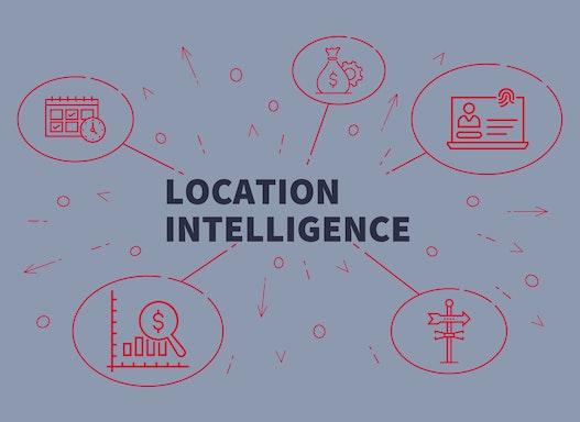 Beratung, Entwicklung und Implementierung: Location Analytics, Auswertungen mit mit ortsbezogenen Daten