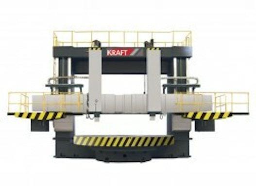 Karusselldrehmaschine KRAFT KDM-80 №1124-91921