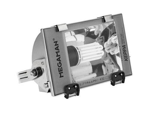 Megaman Strahler Keppa incl. Energiesparlampe 60 Watt