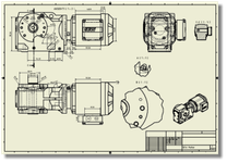 Konstruktion und Planung