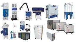 Vermietung und Verkauf - Absauganlagen, Filtertechnik, Entstaubungsanlagen