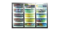 Drink Regalsystem - Flaschen