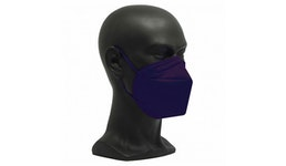 FFP2 Maske Violett