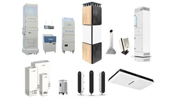 Verkauf und Vermietung von Luftreinigern
