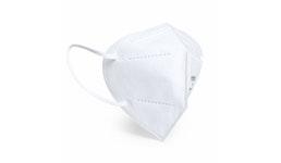 Atemschutzmaske, FFP2 Maske mit CE-Zertifizierung