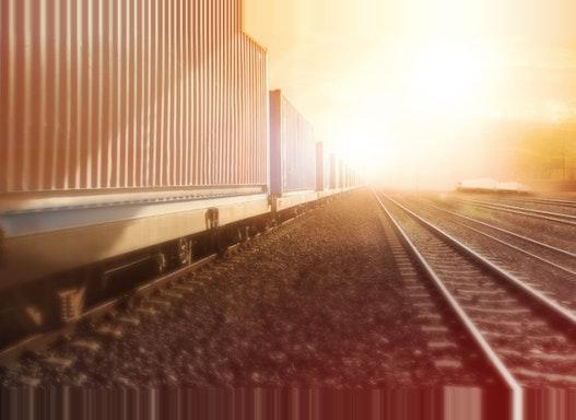 Bahntransport