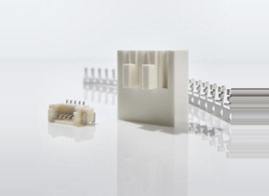 Wire-to-Board- oder Wire-to-Wire-Steckverbinder