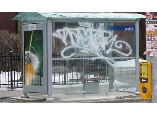 Kratzschutzfolien / Anti-Graffiti-Folien