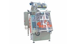 ESSEGI PACKAGING MACHINE F700 + VIBRATING CHANNELS WEIGHERS B/V-K or MULTIHEAD SYNCRO Version