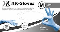 KK-Gloves Nitril Handschuhe